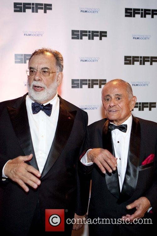 Francis Ford Coppola and Maurice Kanbar 4