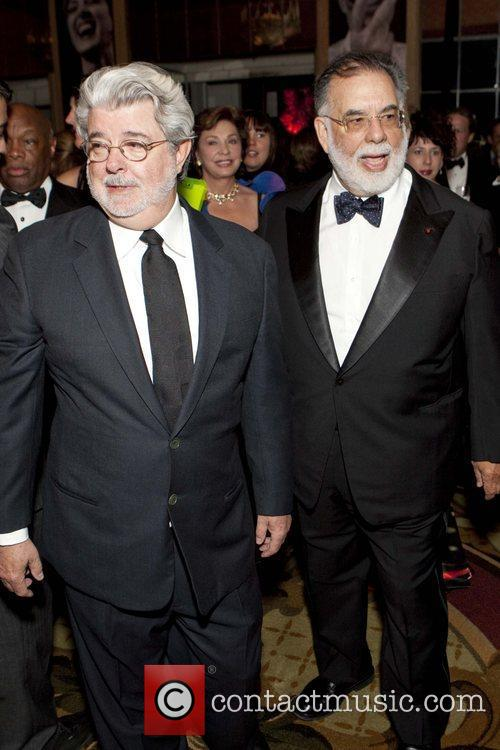 George Lucas and Francis Ford Coppola 5