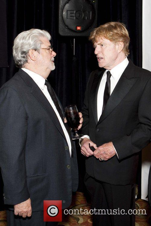 George Lucas and Robert Redford 3
