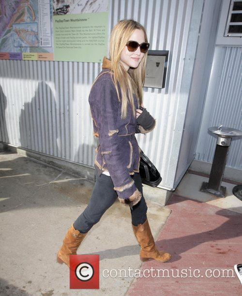 Out and about at the 2009 Sundance Film...