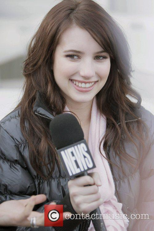 Emma Roberts and Mtv 2