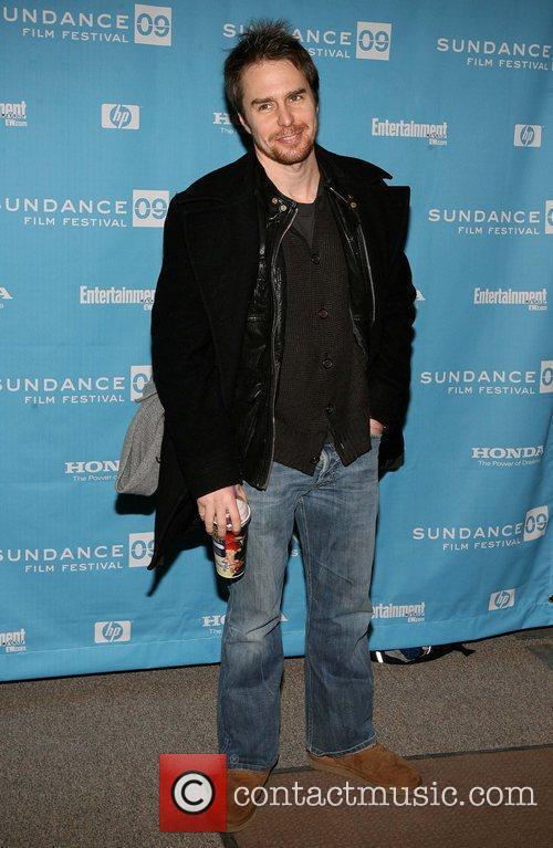 Sam Rockwell 2009 Sundance Film Festival, Day 9...