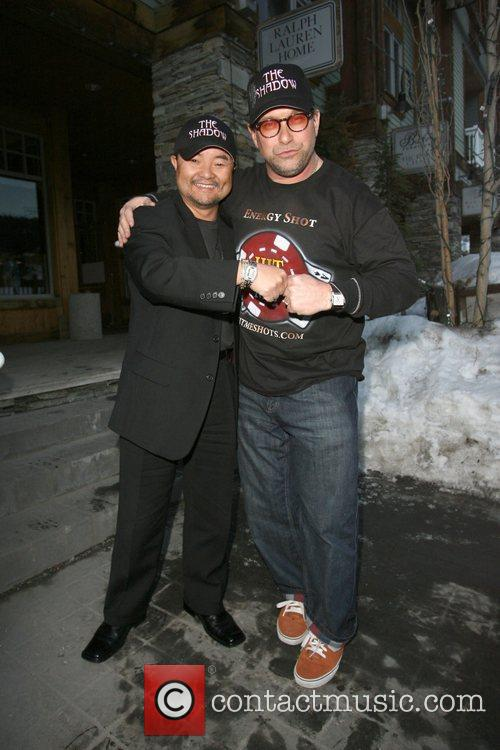 Stephen Baldwin and A Friend 3