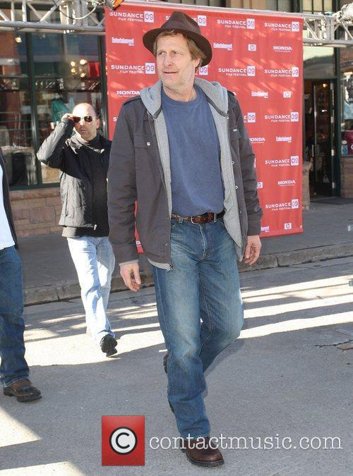 Jeff Daniels out and about during the 2009...