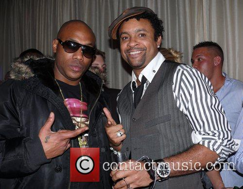 Mario Winans and Shaggy