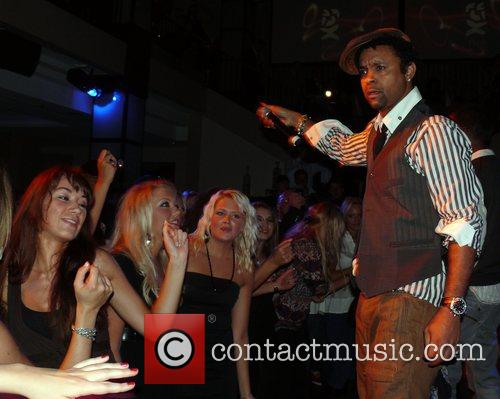 Shaggy Performing Live and Shaggy 3