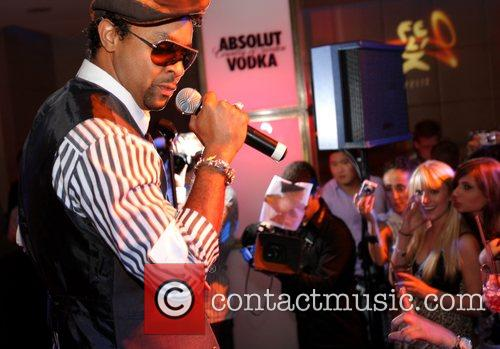 Shaggy Performing Live and Shaggy 8