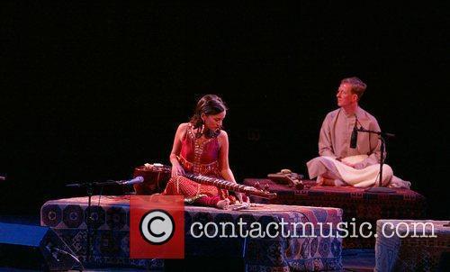 Anoushka Shankar and Ravi Shankar 8