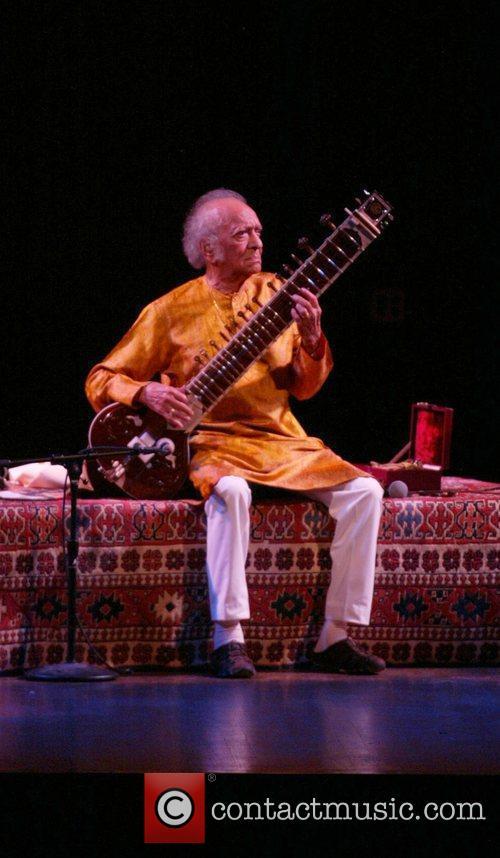 The Washington Performing Arts Society presents Ravi Shankar...
