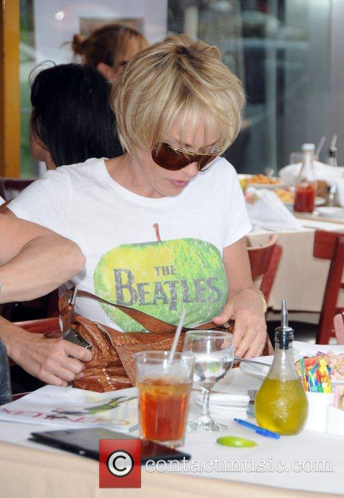 Sharon Stone and Beatles 12
