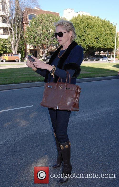 Runs errands in Beverly Hills while trying to...