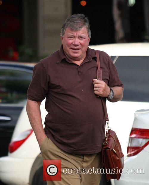William Shatner and Star Trek 9