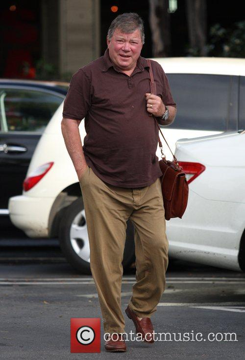 William Shatner and Star Trek 3