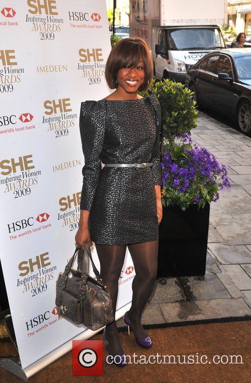 Beverley Knight SHE Inspiring Women Awards held at...
