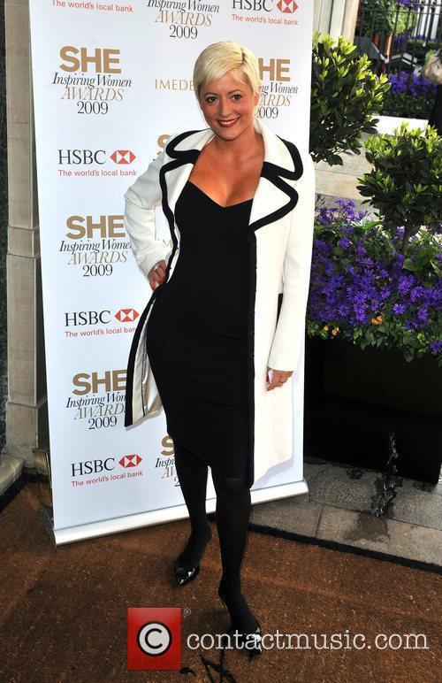 Caroline Monk SHE Inspiring Women Awards held at...