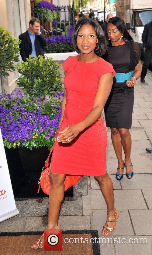 Denise Lewis SHE Inspiring Women Awards held at...