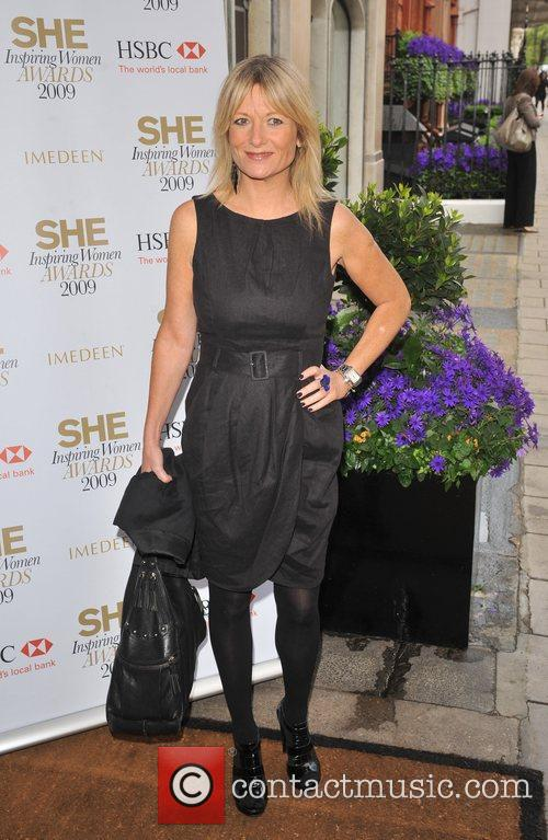 Gabby Logan SHE Inspiring Women Awards held at...
