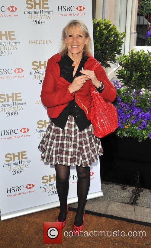 SHE Inspiring Women Awards held at the Claridge's...