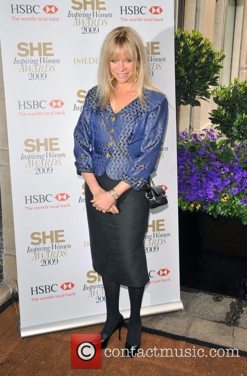 Jo Wood SHE Inspiring Women Awards held at...