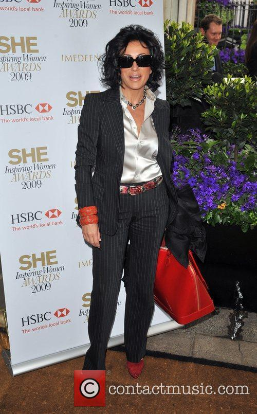 Nancy Del'Olio SHE Inspiring Women Awards held at...