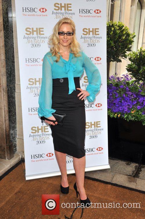Nicky Hambleton-Jones SHE Inspiring Women Awards held at...