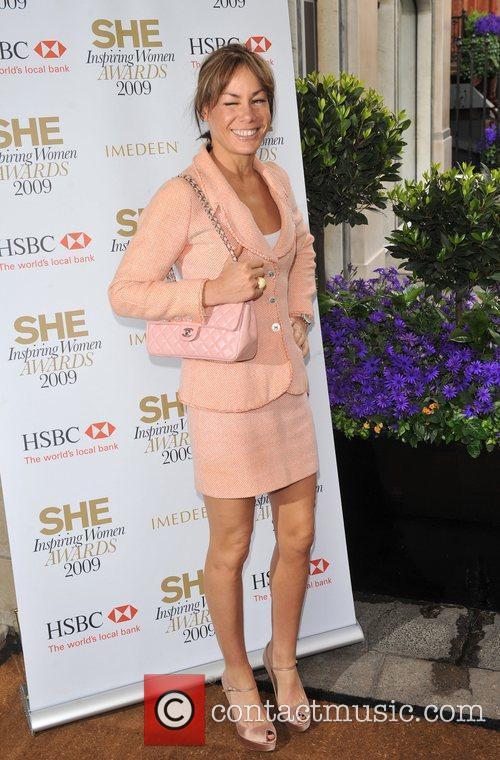 Tara Palmer Tomkinson SHE Inspiring Women Awards held...