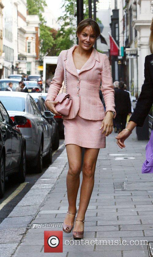 Tara Palmer-Tomkinson SHE Inspiring Women Awards held at...
