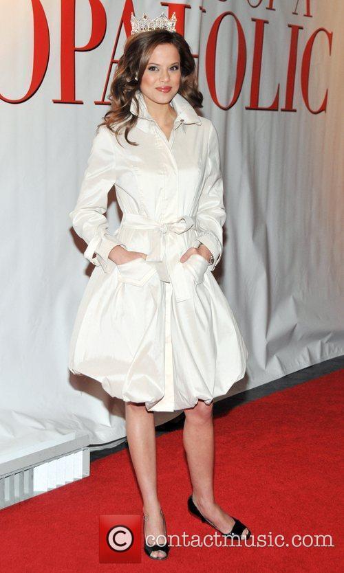 Katie Stam  New York Premiere of 'Confessions...