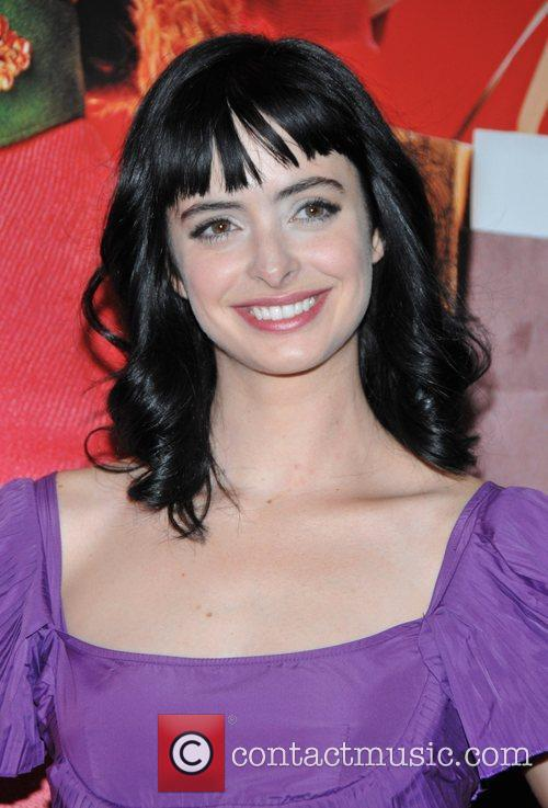 Krysten Ritter  New York Premiere of 'Confessions...