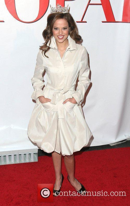 New York Premiere of 'Confessions of a Shopaholic'...