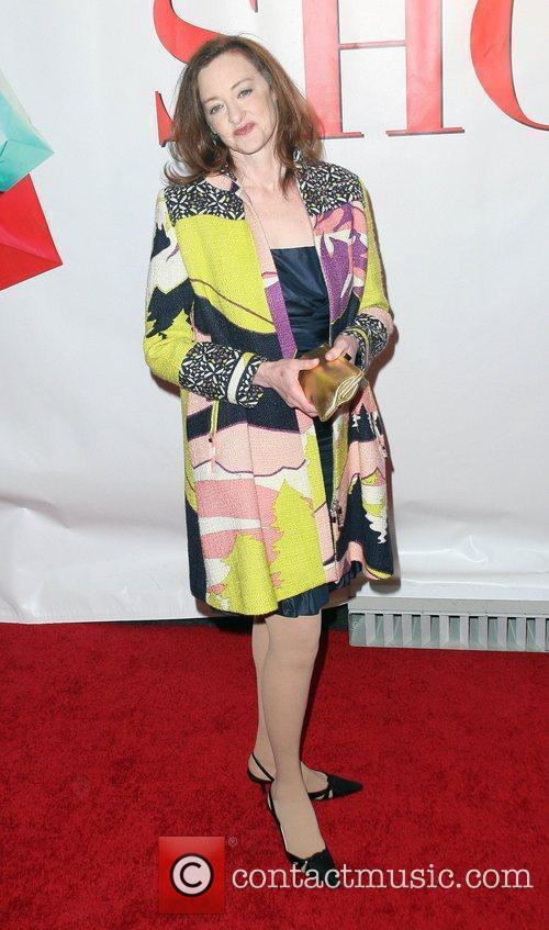 Joan Cusack New York Premiere of 'Confessions of...