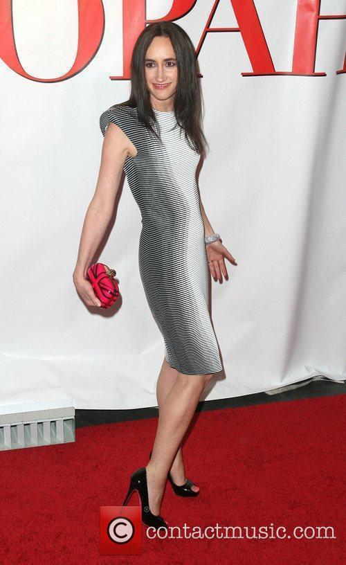 Sophie Kinsella New York Premiere of 'Confessions of...
