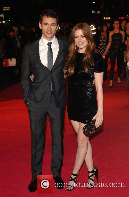 Hugh Dancy and Isla Fisher 'Confessions of a...