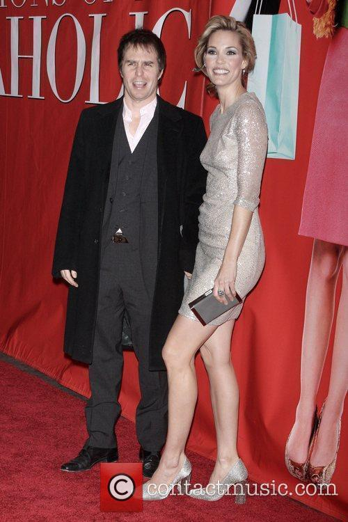 Guest and Leslie Bibb New York Premiere of...