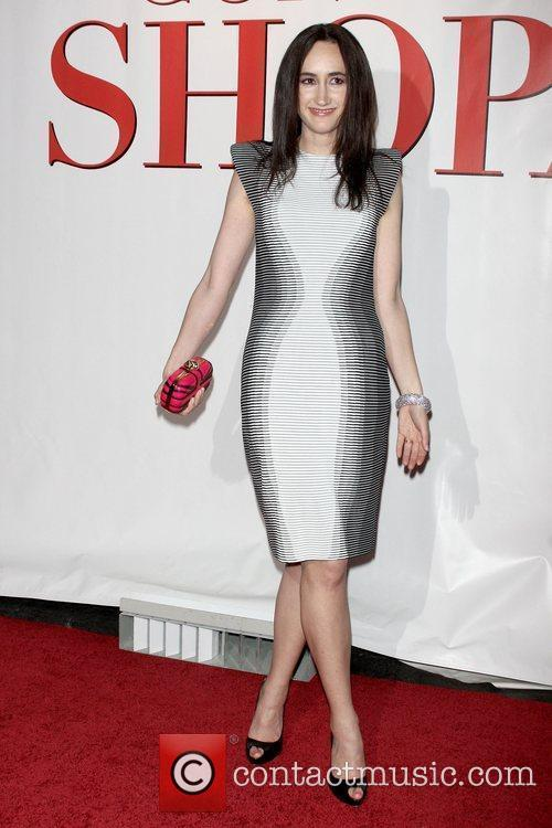 Sophie Kinsella and Guest New York Premiere of...
