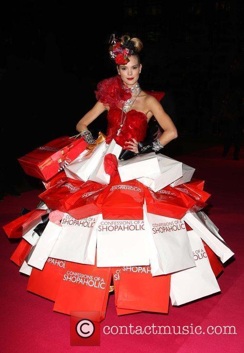 'Confessions of a Shopaholic' - UK film premiere...