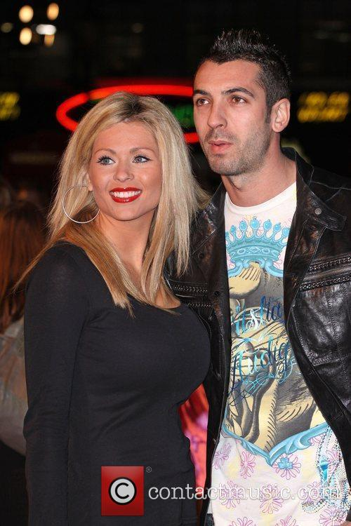Nicola Mclean with her fiance Tom Williams 'Confessions...