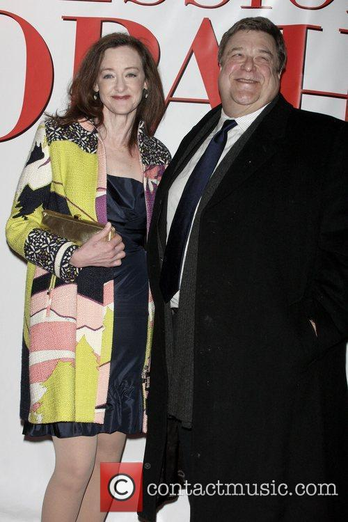Joan Cusack and John Goodman 1