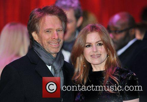 Jerry Bruckheimer and Isla Fisher 3
