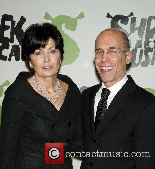 Guest, Jeffrey Katzenberg Afterparty for the new Broadway...