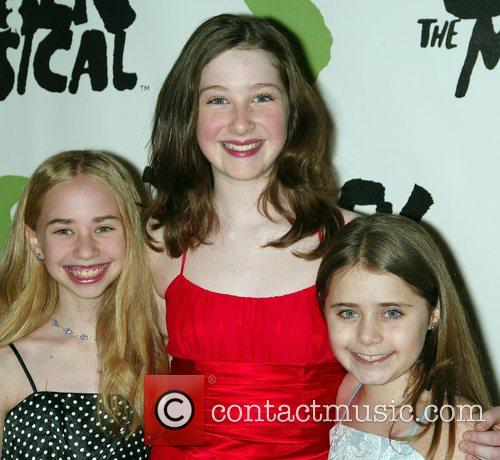 Leah Greenhaus, Marissa O'Donnell, Rachel Resheff Afterparty for...