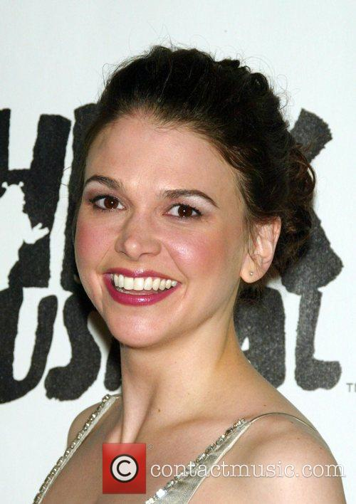 Sutton Foster Afterparty for the new Broadway Musical...