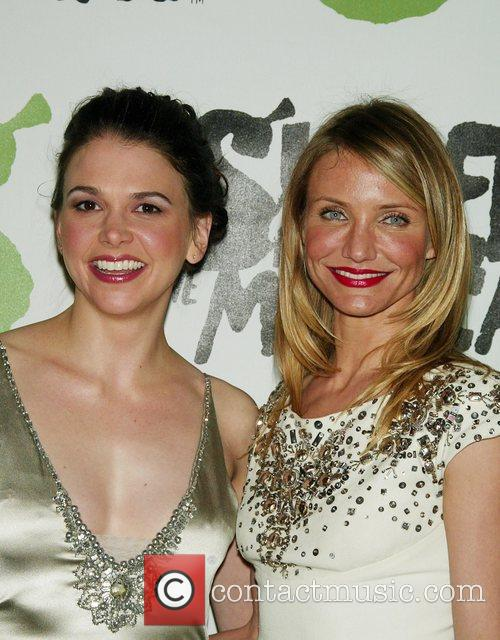 Afterparty for the new Broadway Musical 'Shrek' held...