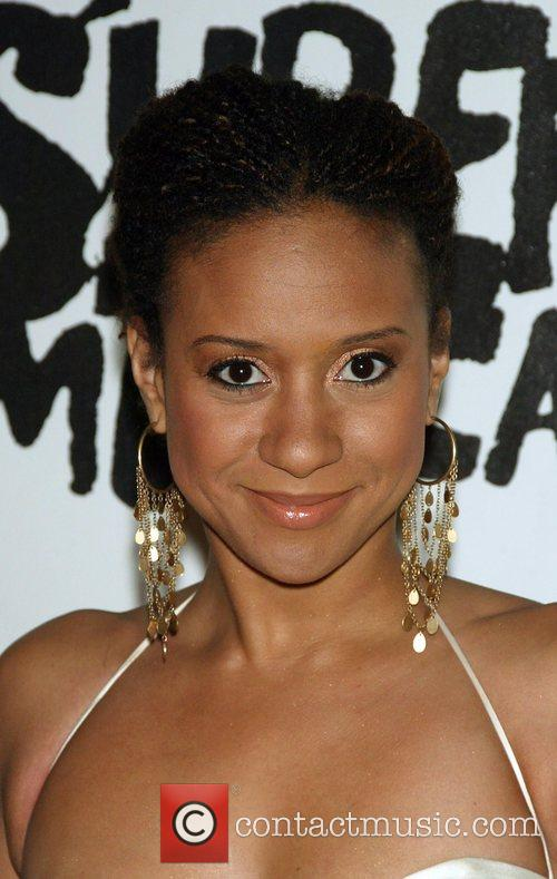 Tracie Thoms Afterparty for the new Broadway Musical...
