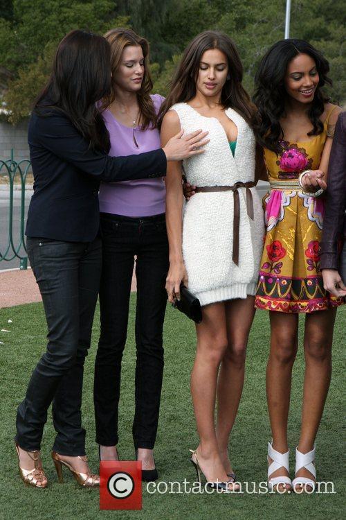 Jessica Gomes, Kim Cloutier, Irina Shayk, Ariel Meredith...