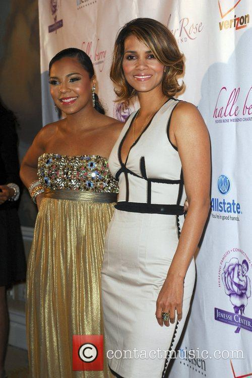 Halle Berry and Ashanti 2