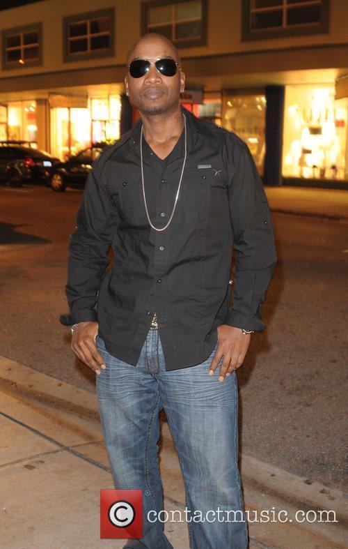 Producer Gorilla Tek  celebrates his birthday at...