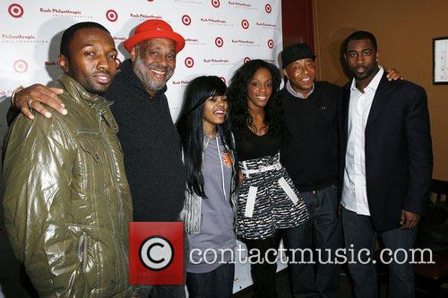 Danny Simmons, Teyana Taylor, Dawn Richard, Russell Simmons...
