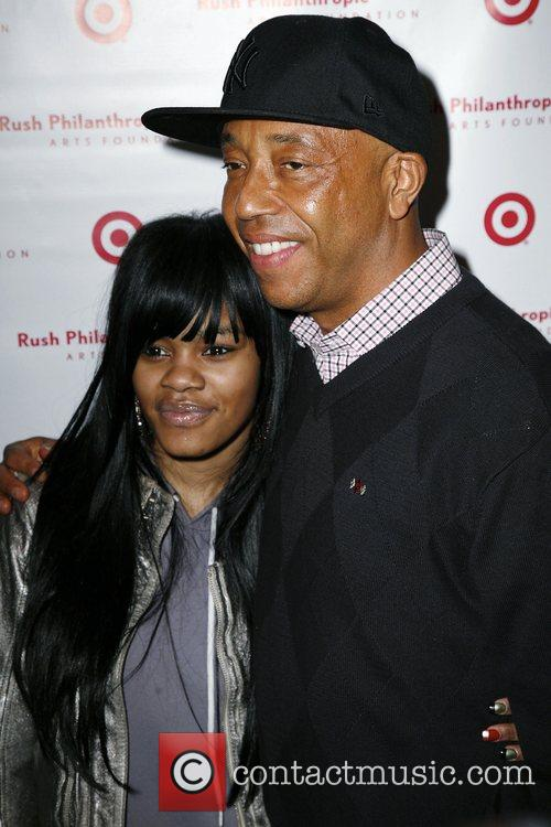 Teyana Taylor and Russell Simmons 9th Annual Youth...