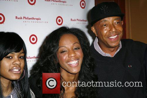 Teyana Taylor, Dawn Richard, Russell Simmons 9th Annual...